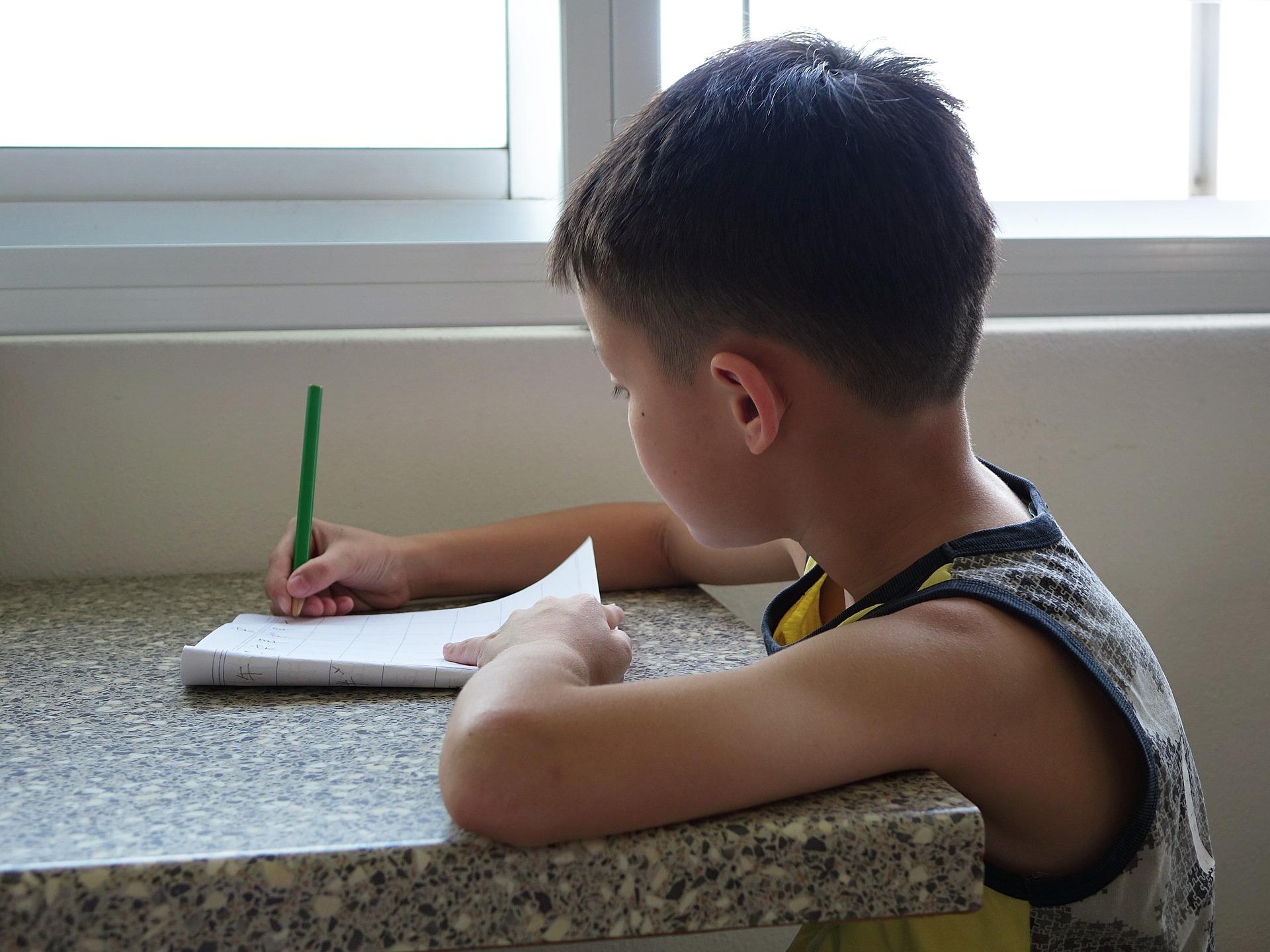 SVR: Children's Essay Contest: Parker Looks Up