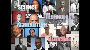 SVR: Let's Connect! Famous Inventions in Black History