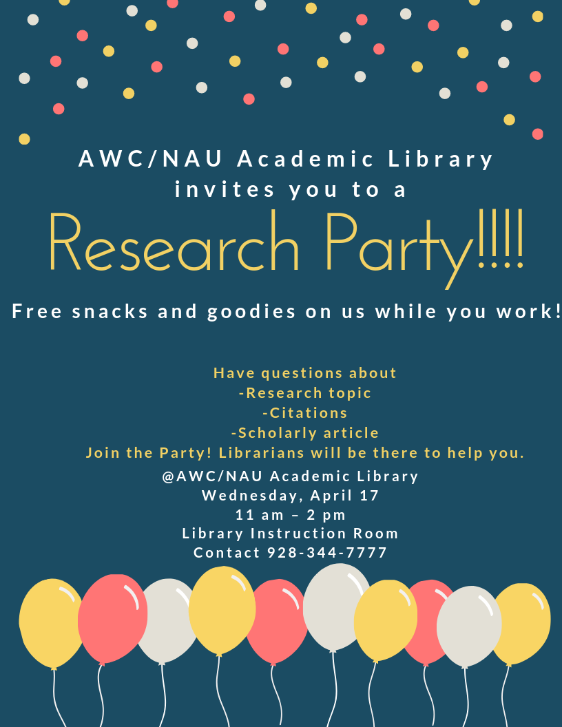 Research Party