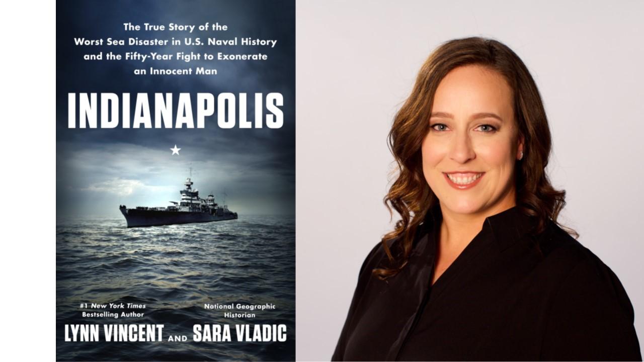 "One Book Yuma - Sara Vladic's book ""Indianapolis"""