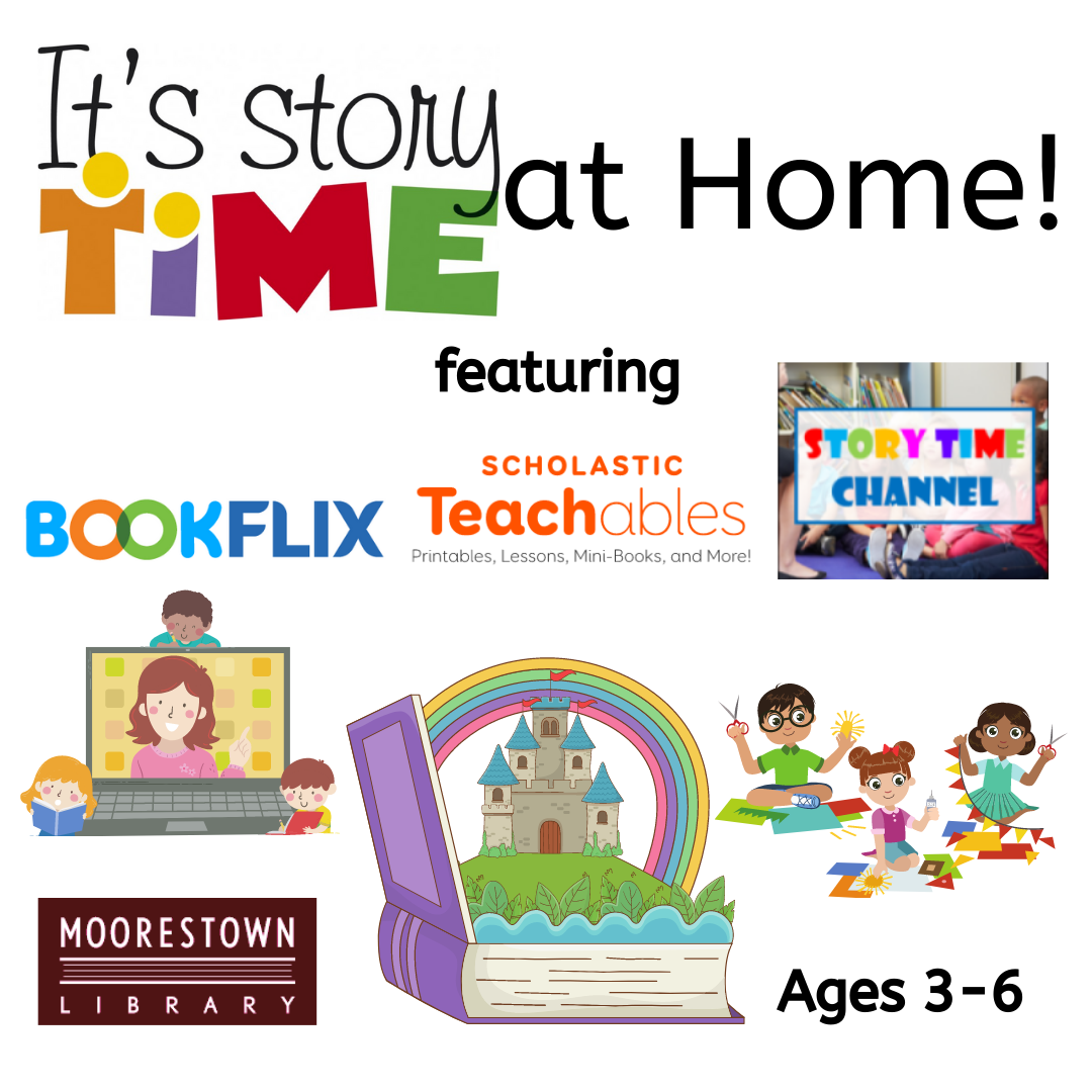 Story Time at Home - Week 1 (Fall Leaves)