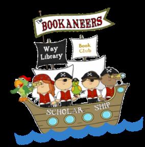 Bookaneers Book Club OUTDOORS