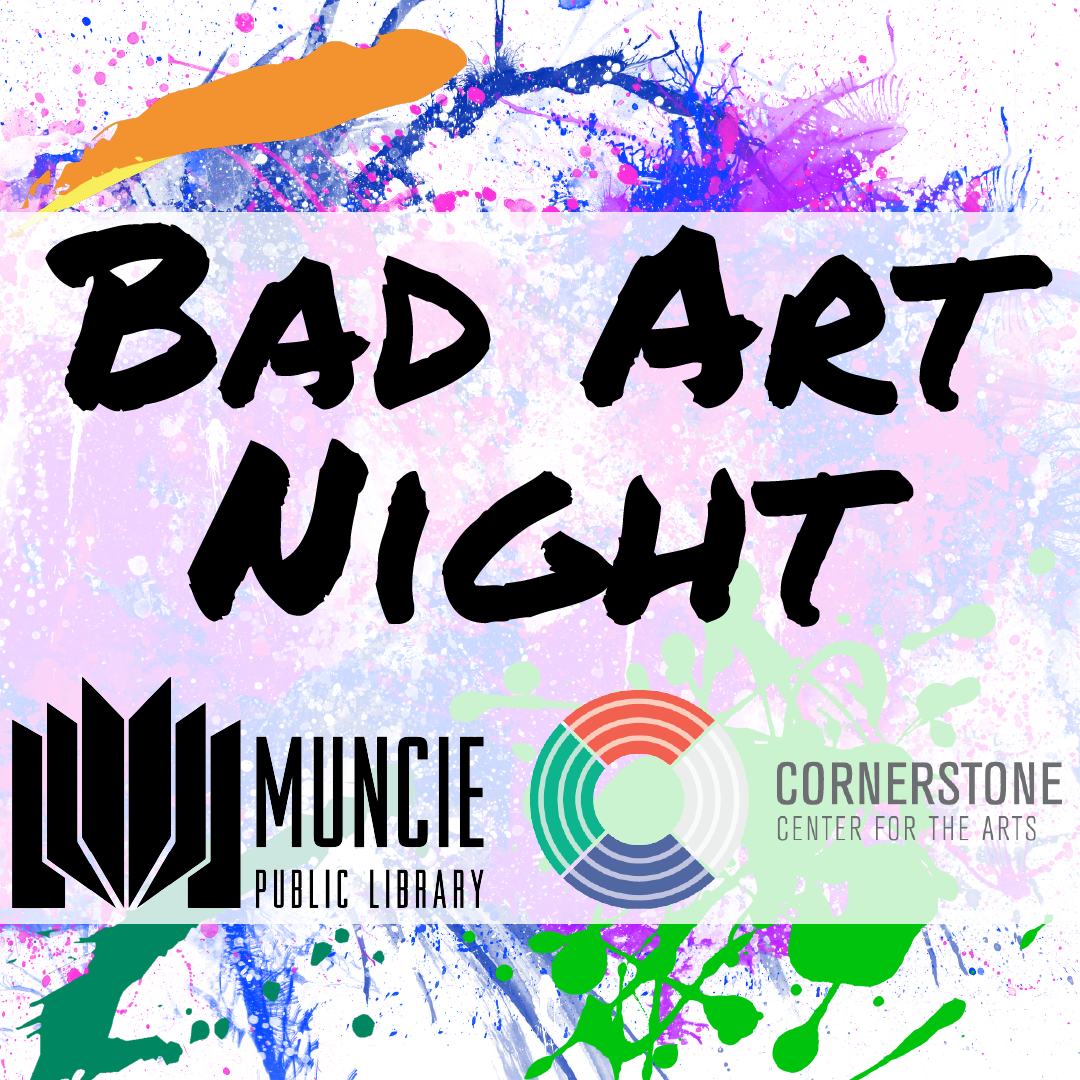 Bad Art Night Online (Adults)