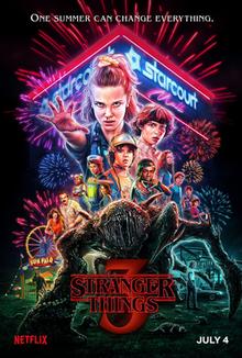 Fan-A-Live: Stranger Things (Adults)