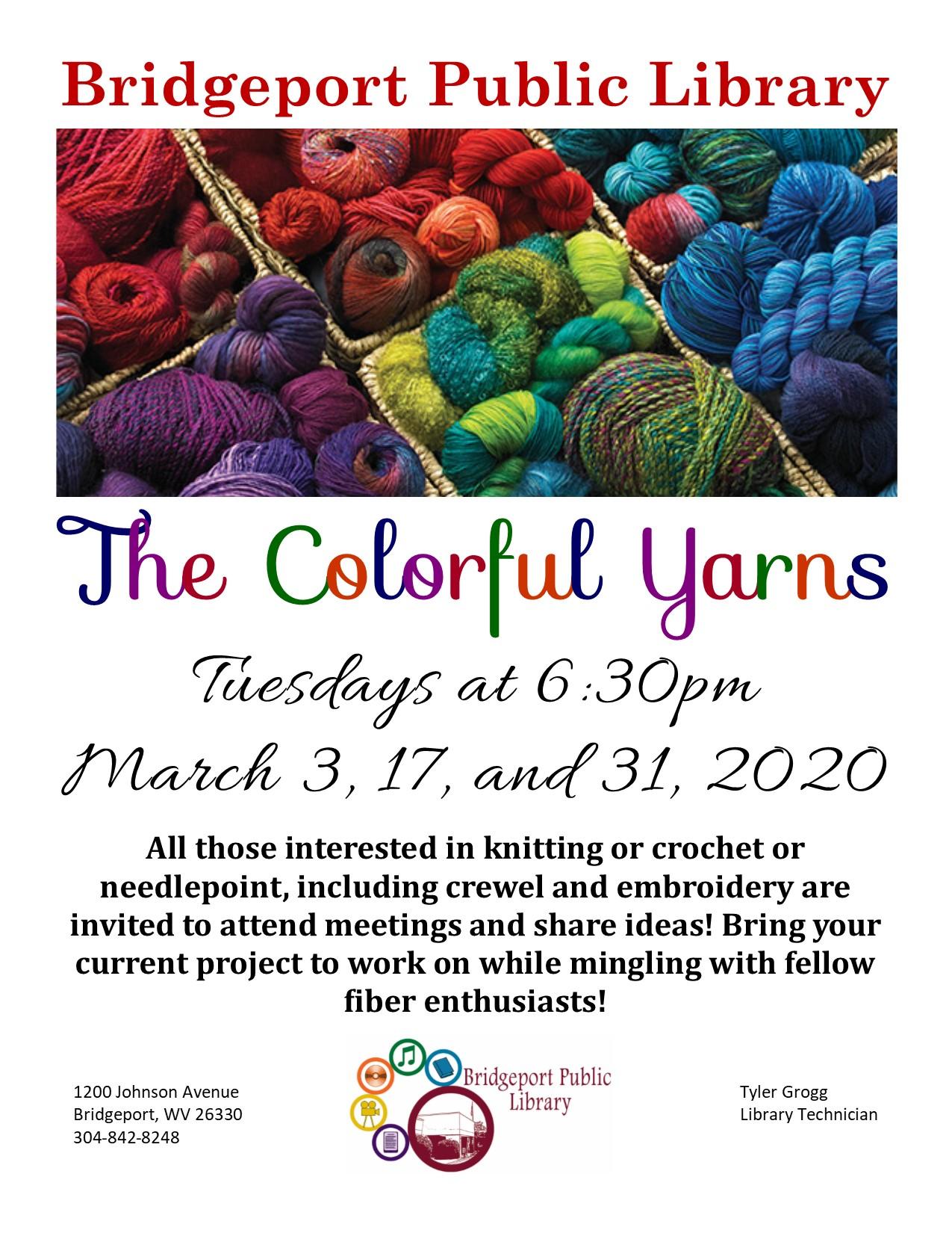 Colorful Yarns