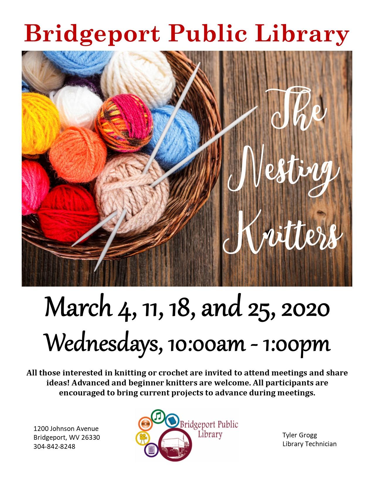 Nesting Knitters