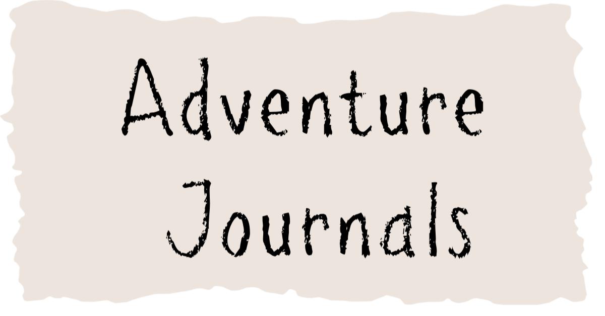 Teens: Adventure Journals