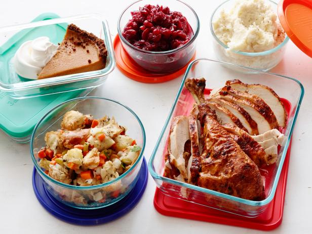 Virtual Cook Book Club: Thankgiving Leftovers!