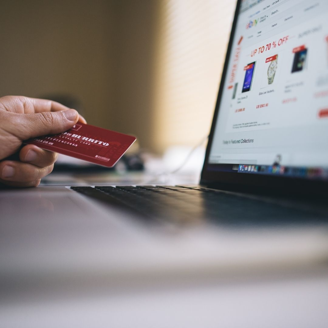Virtual: Buying on the Internet