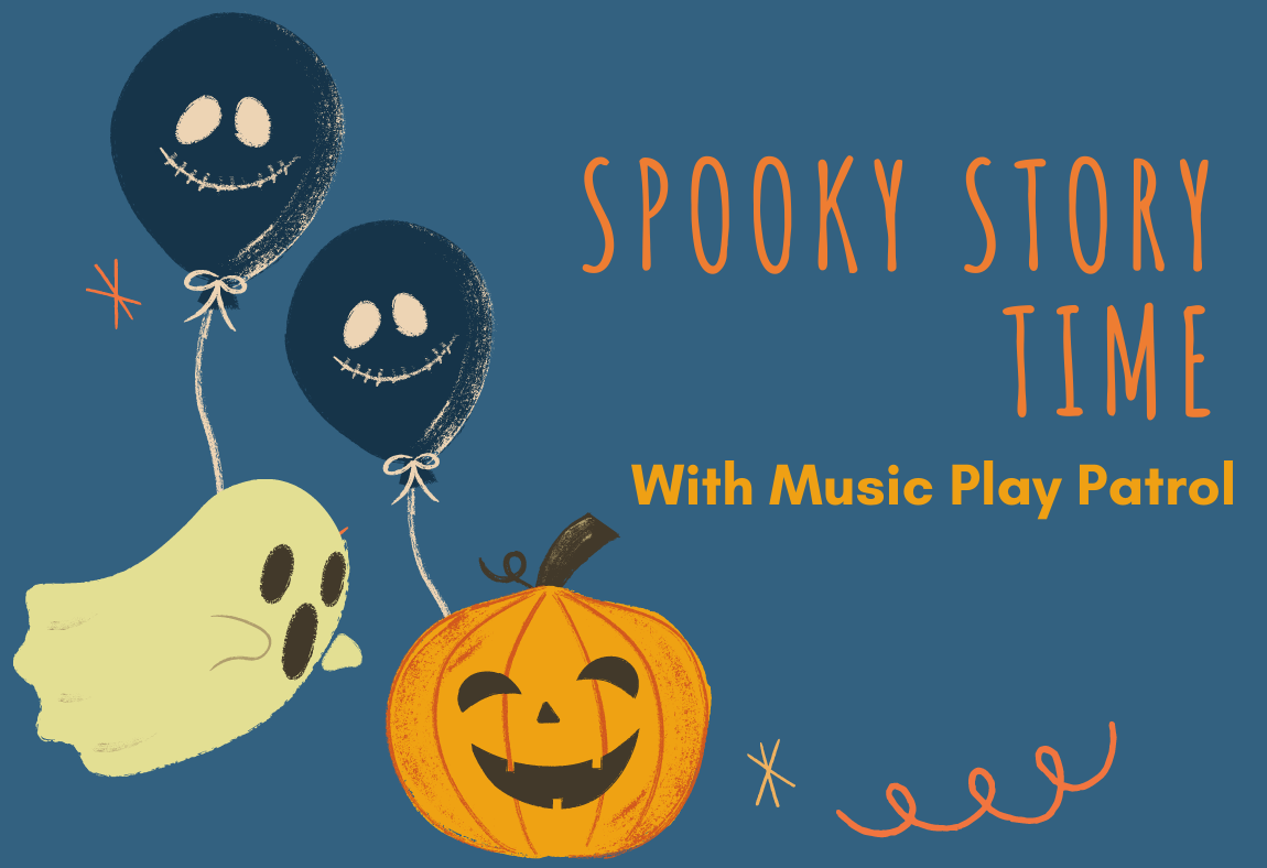 Spooky Story Time with Music Play Patrol