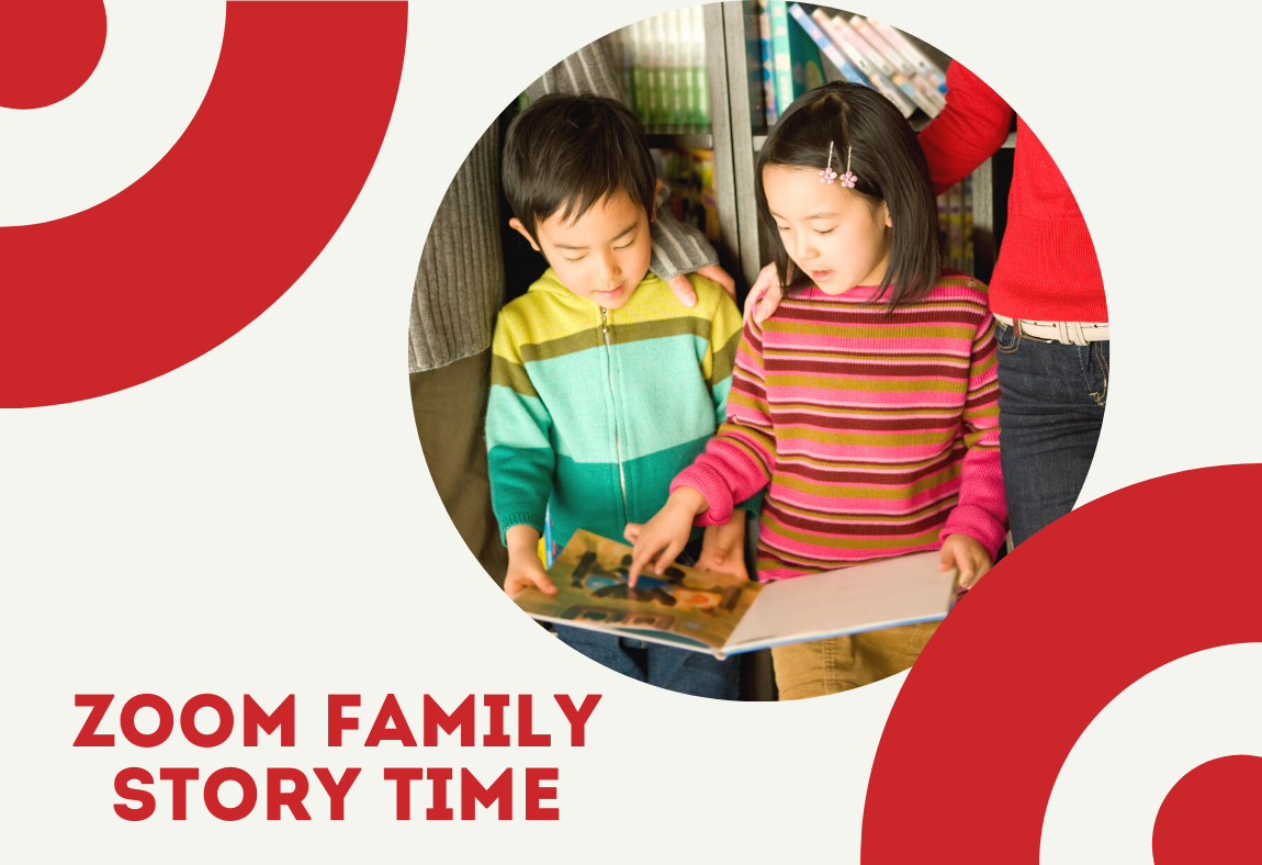 Zoom Family Story Time