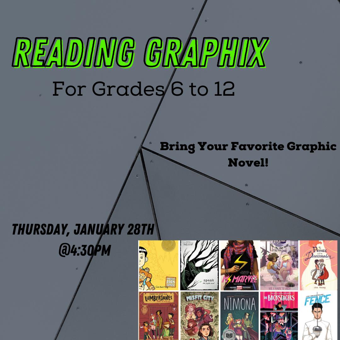 Reading Graphix