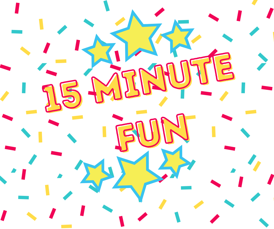 15 Minute Fun - Plastic Milk