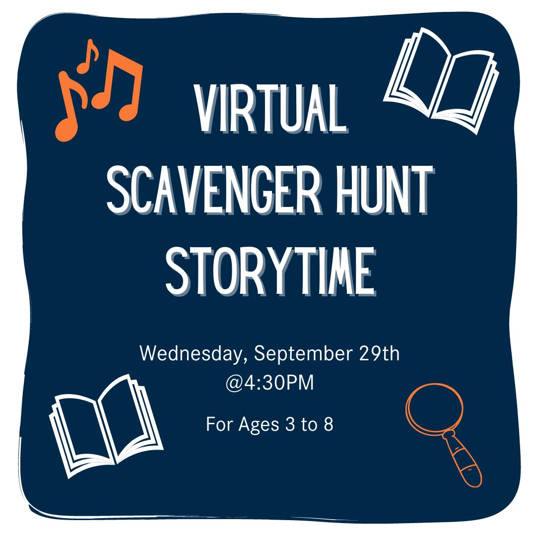 Scavenger Hunt Storytime