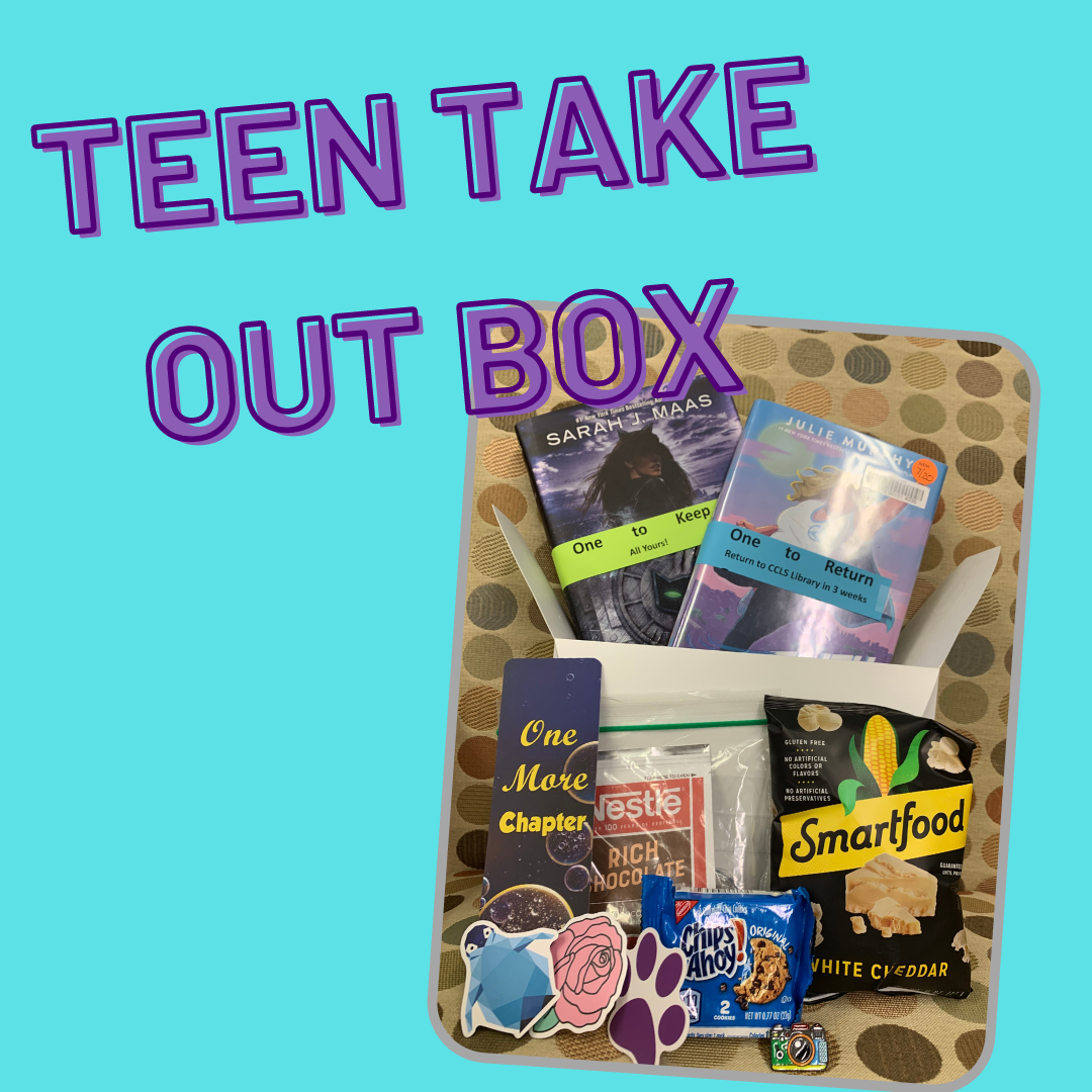 Teen Take Out Box Sign Up