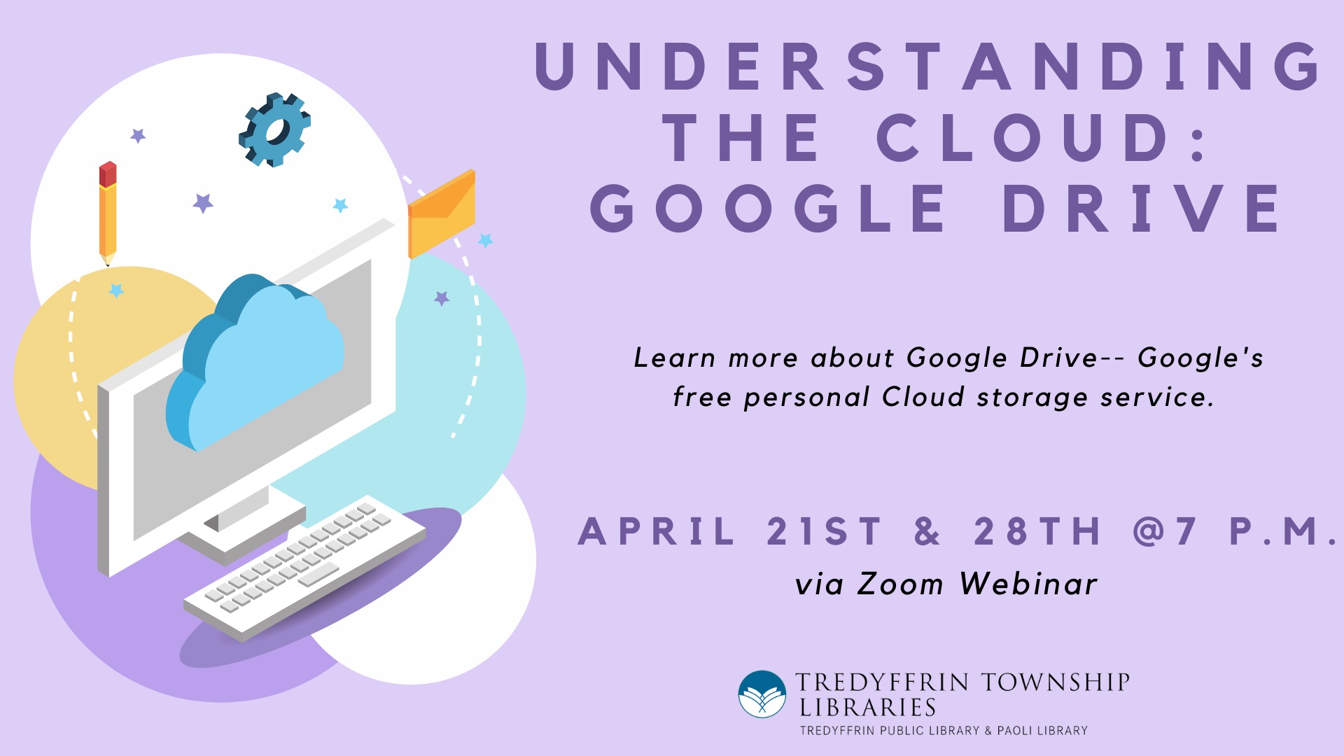 Understanding the Cloud: Intro to Google Drive