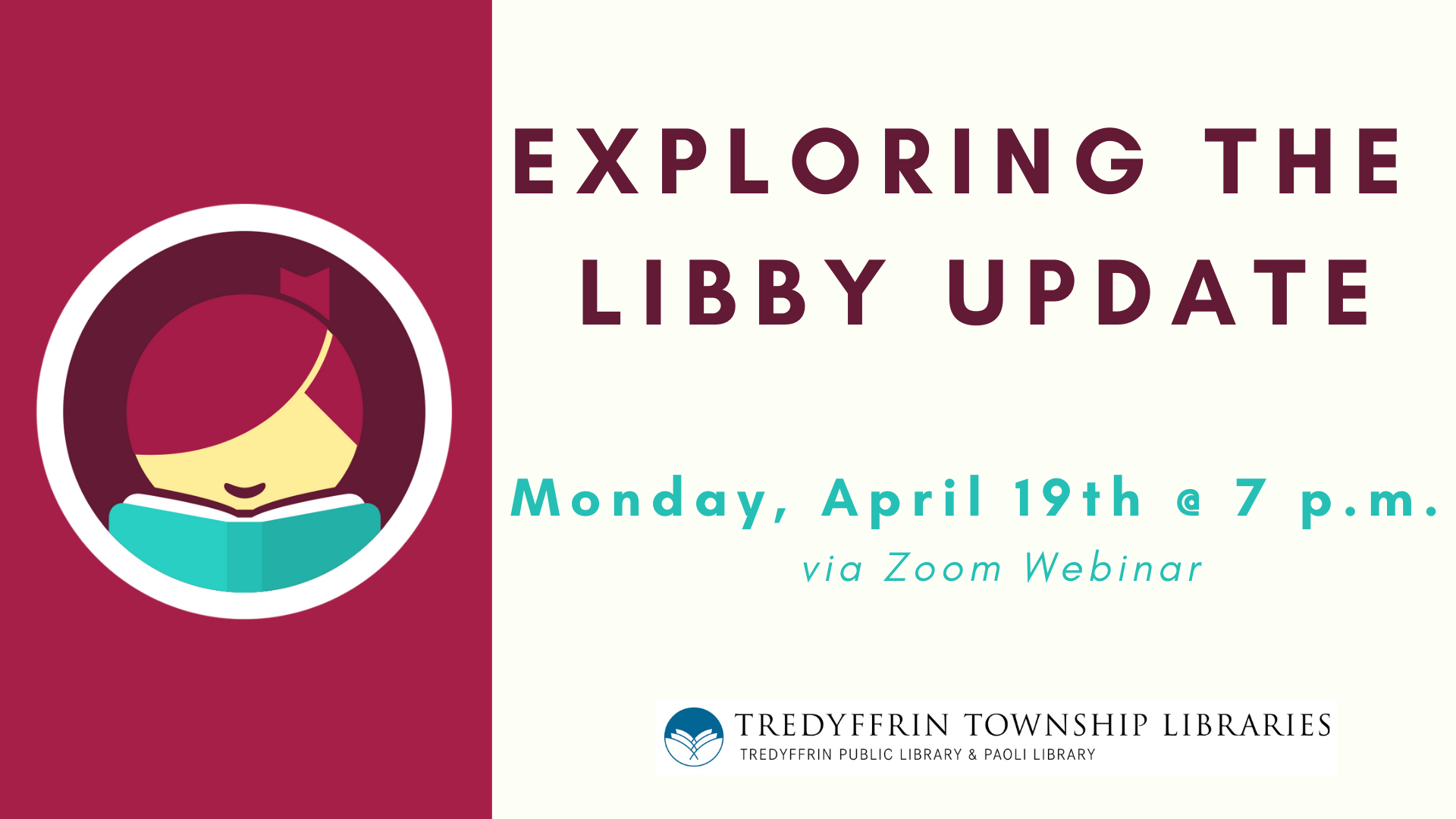 Explore the Libby Update