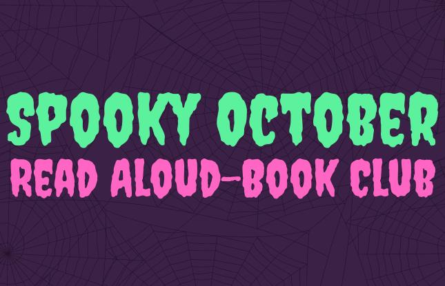 Spooky Read Aloud-Book Club