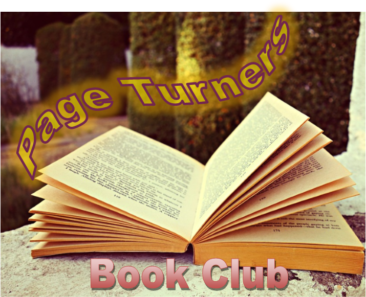 Virtual: Page Turners book discussion group