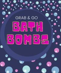 Bath Bombs: A Grab-and-Go Craft