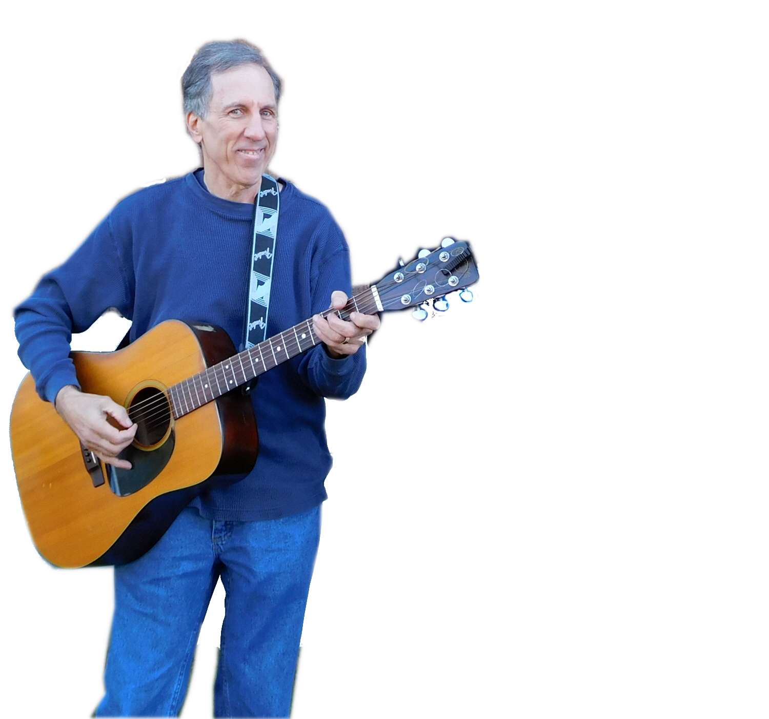 Virtual Summer Concerts at Mackay: Howie Newman's Folk and Fun