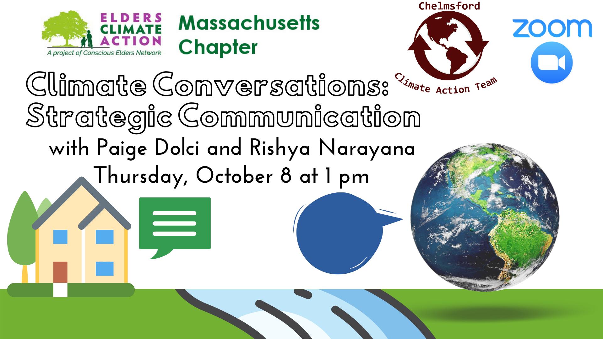 Climate Conversations: Strategic Climate Change Communications