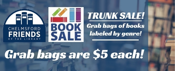 Friends of the Library Grab Bag Sale