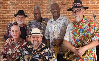 Summer Concerts at MacKay: Squeezebox Stompers