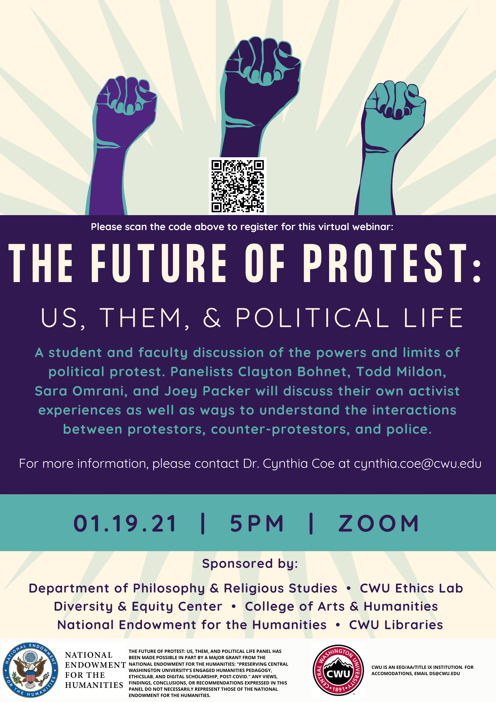 The Future of Protest: Us, Them, and Political Life
