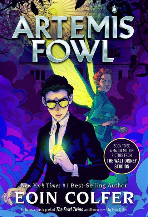 Artemis Fowl Online Book Club
