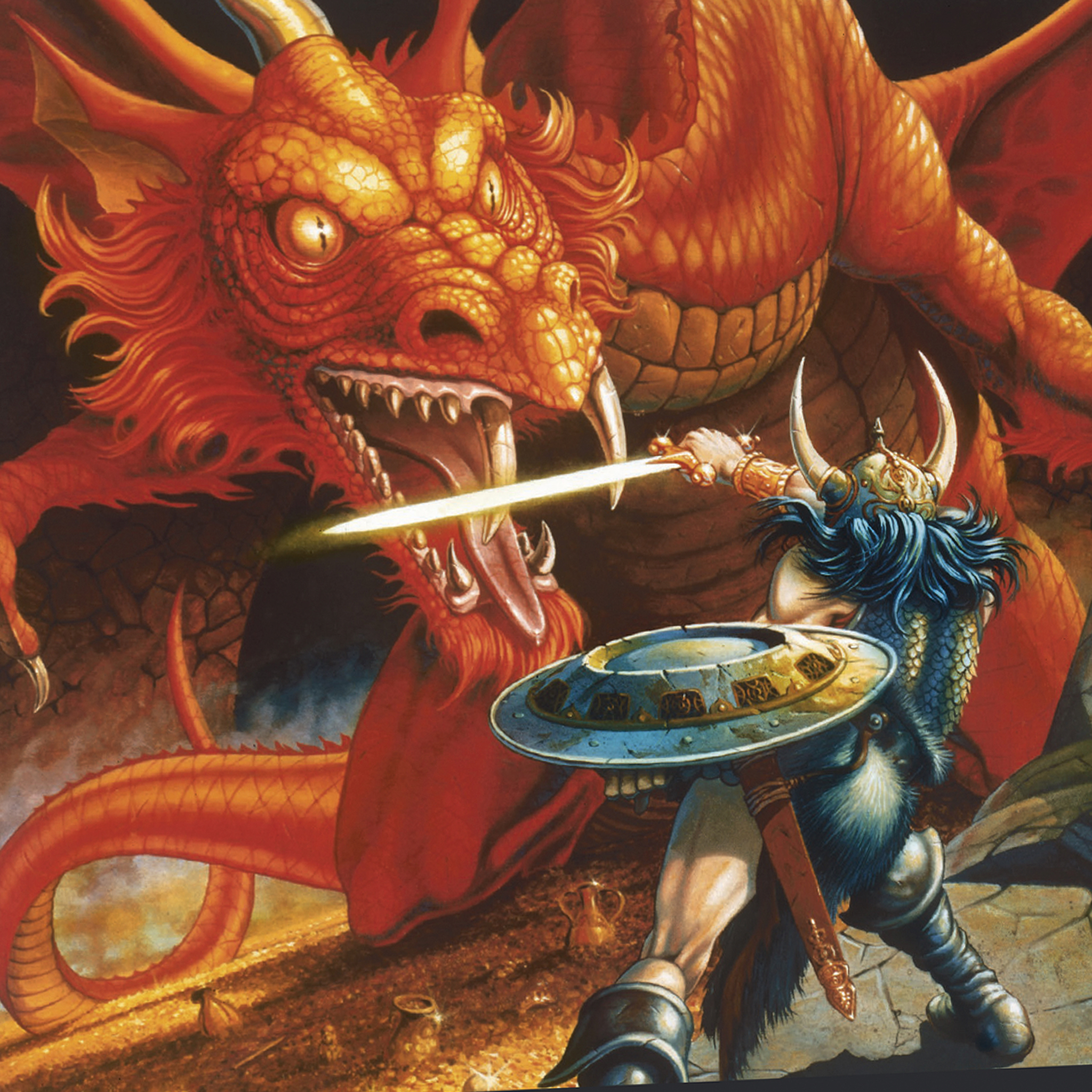 Dungeons & Dragons Club - ONLINE