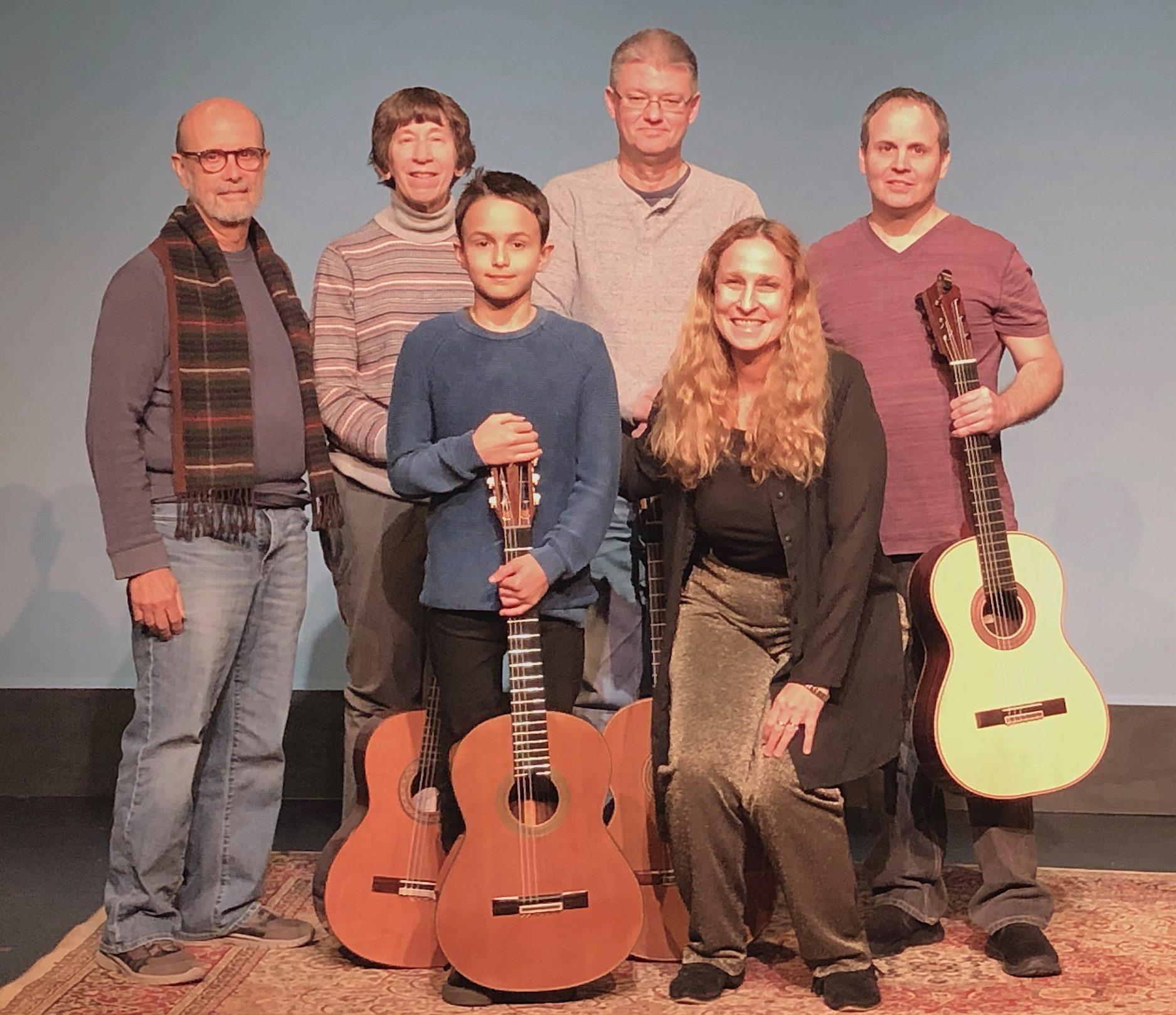 Summer Concert: New England Guitar Society