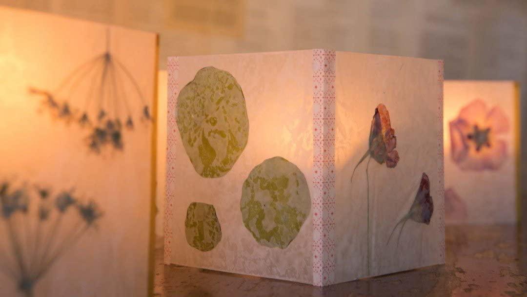 Creativebug Craft: Luminaria Candle Shades