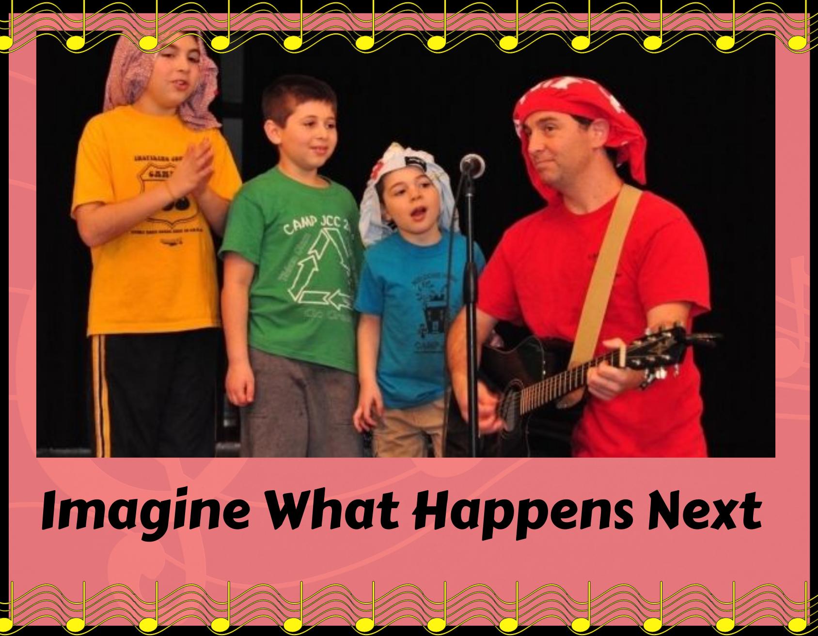 "Silly Joe ""Imagine What Happens Next"""