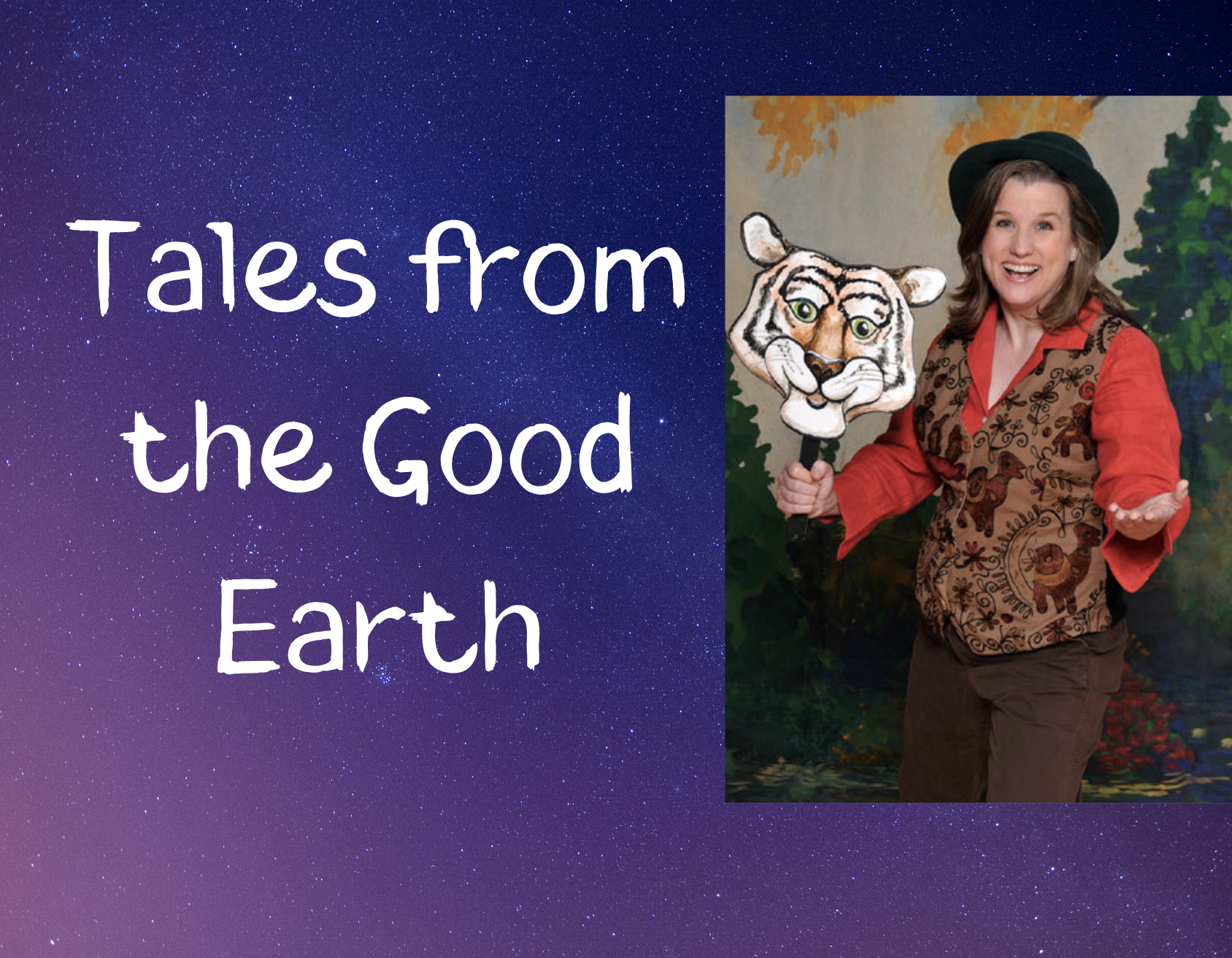 Tales From the Good Earth