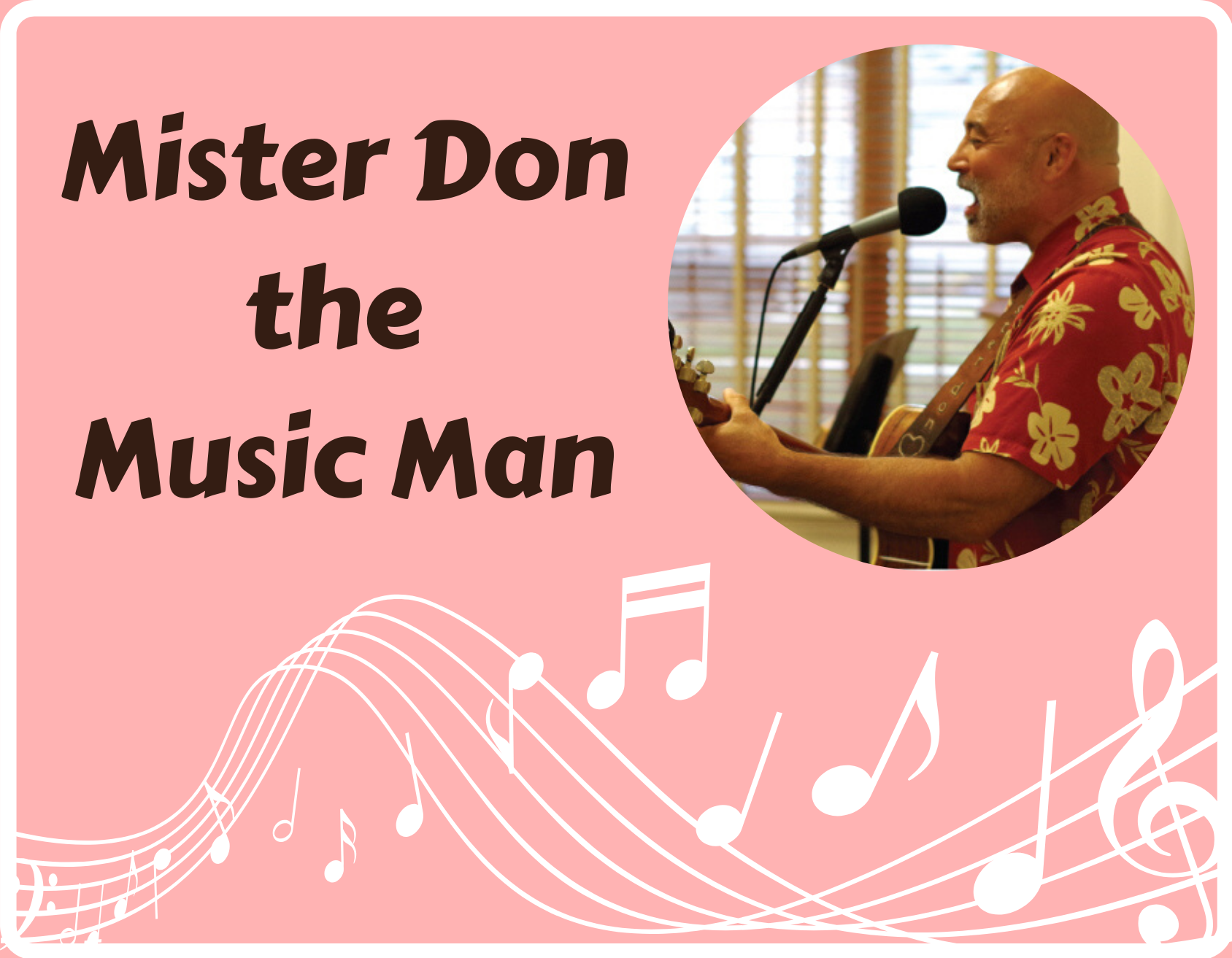 Mister Don the Music Man