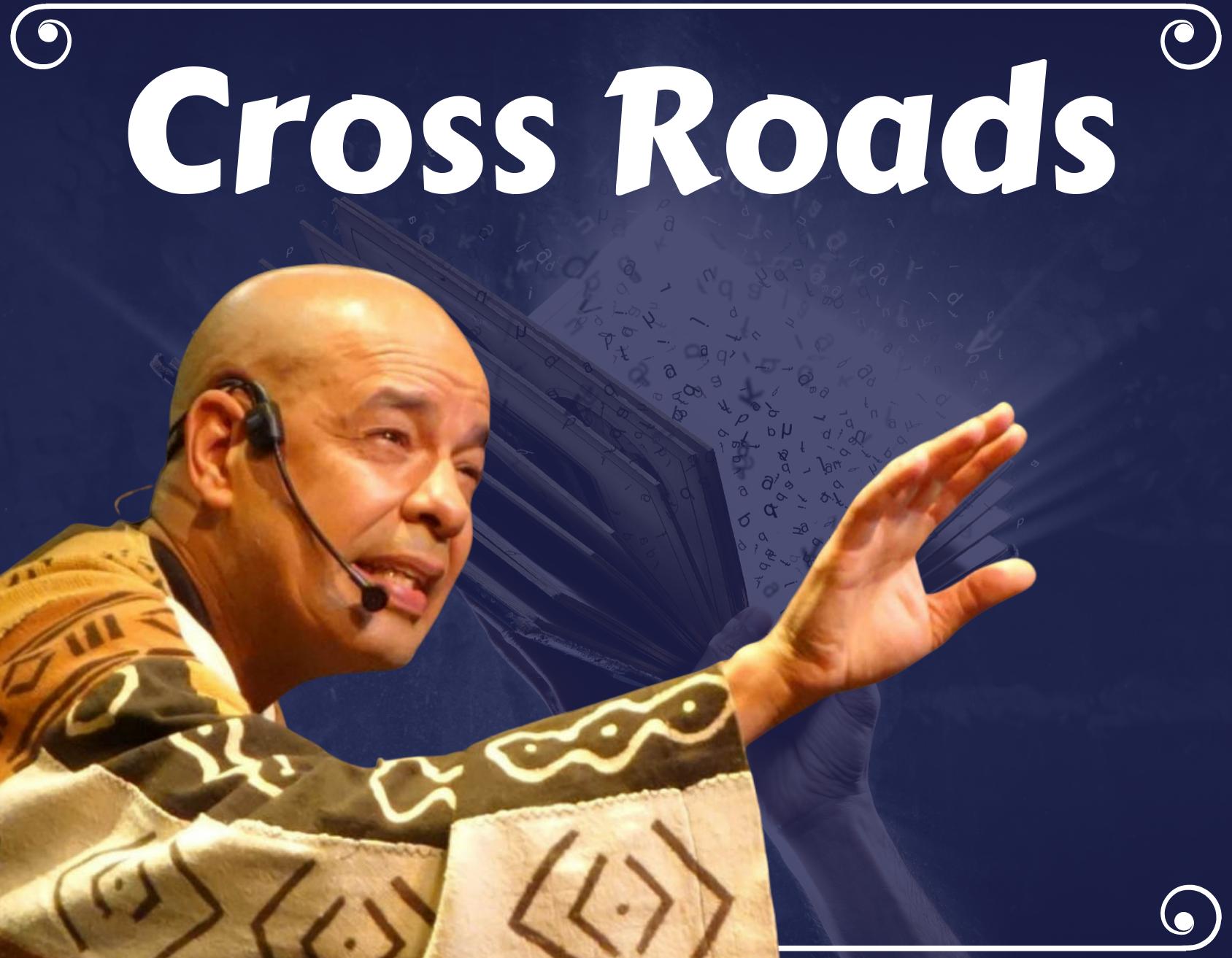 "Antonio Rocha Recording ""Crossroads"""