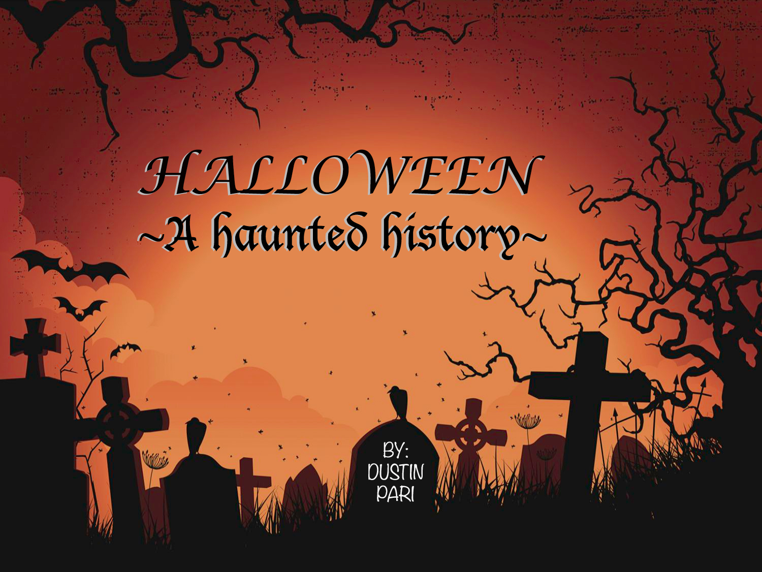 Halloween: A Haunted History