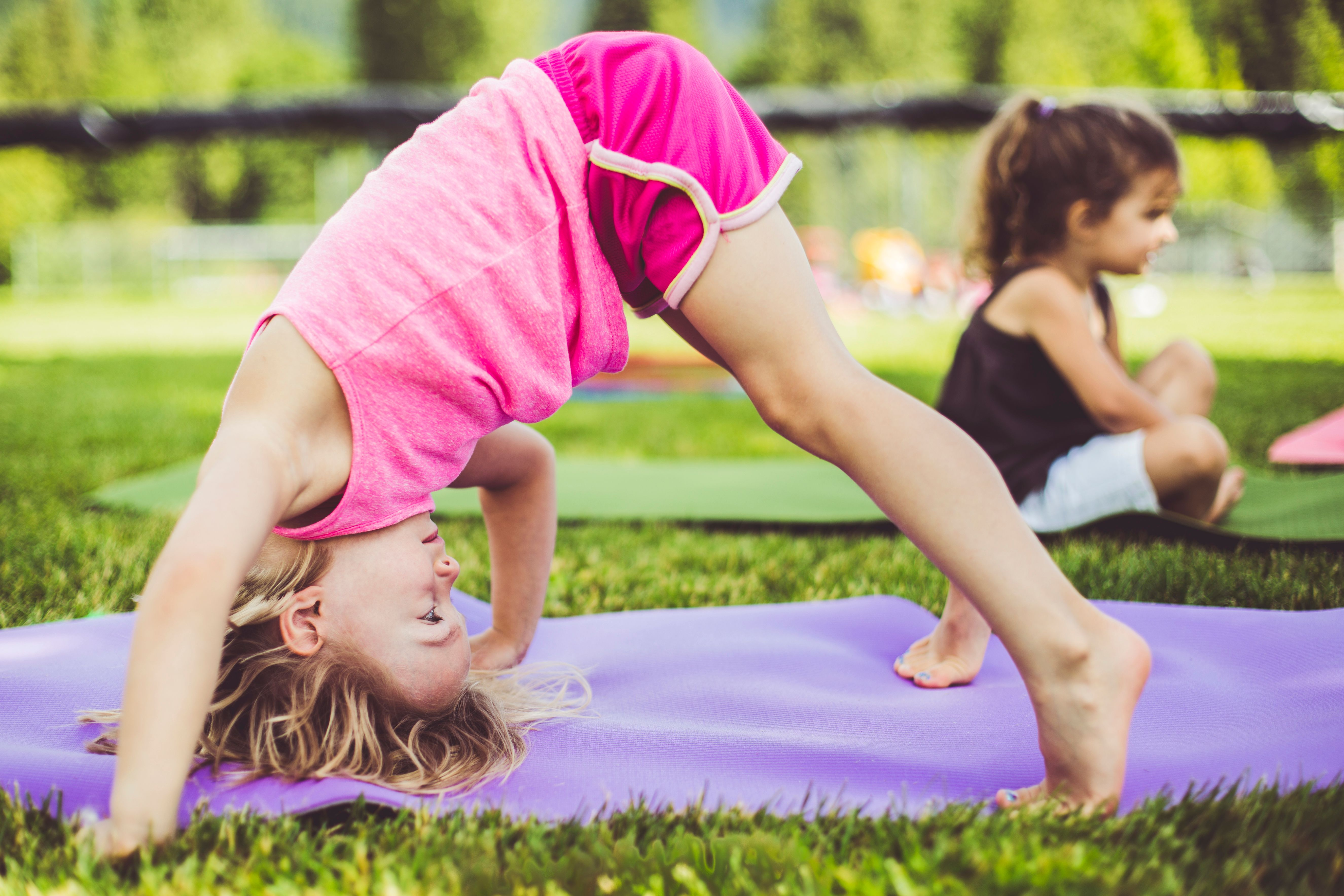 Children's Yoga with Mindful Start