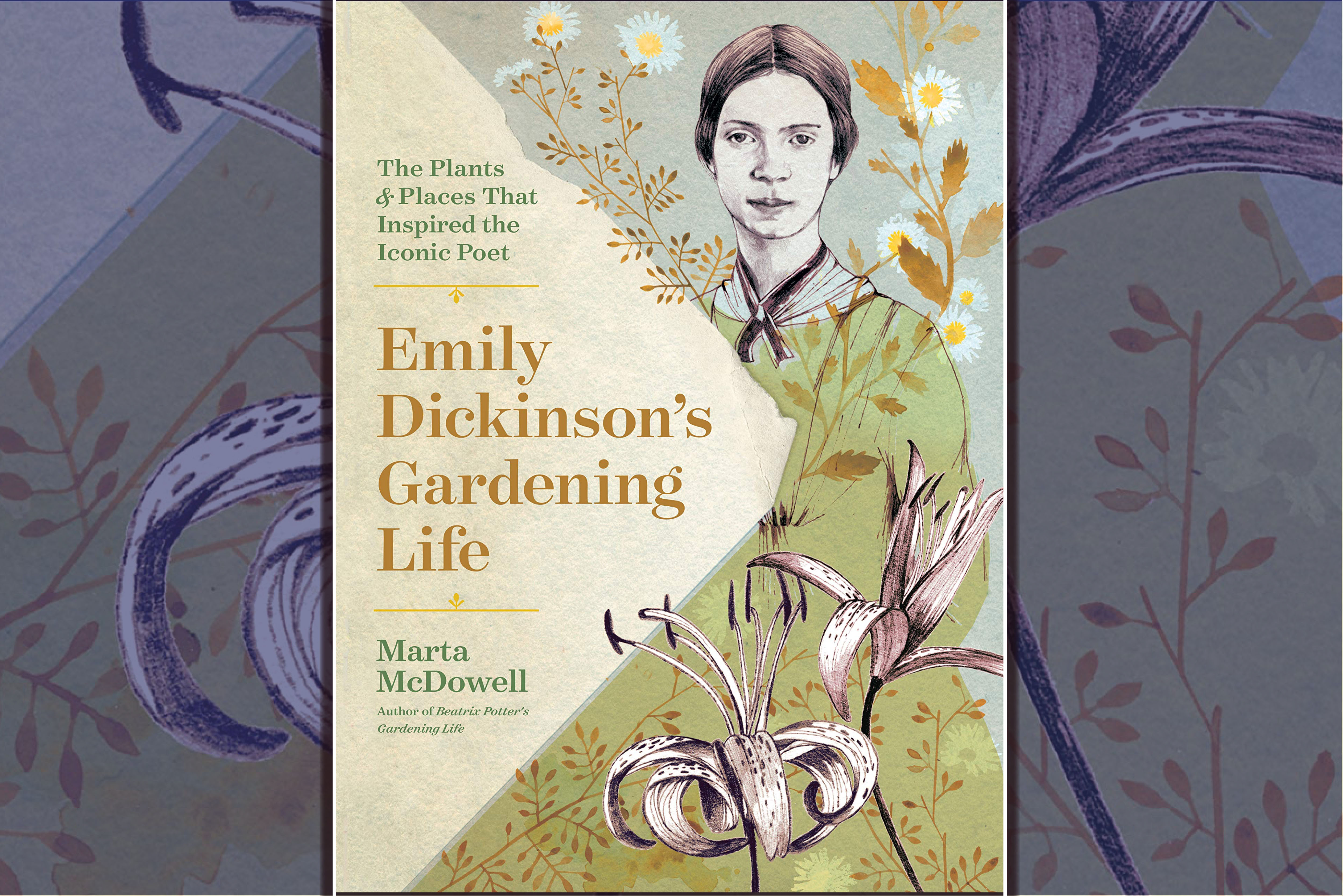 Book Discussion: Emily Dickinson's Gardening Life by Marta McDowell