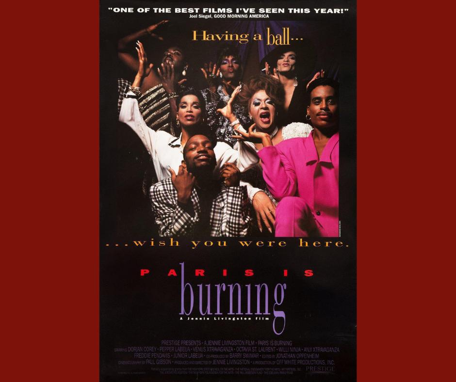 Pride Film Series: Paris is Burning