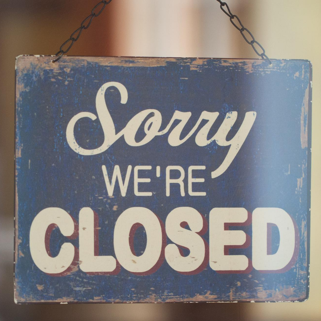 Thanksgiving Holiday - All Branches Closed
