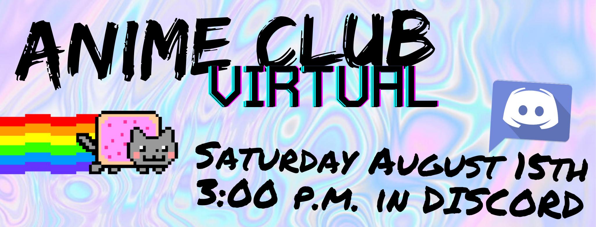 Teen Anime Club [Discord]