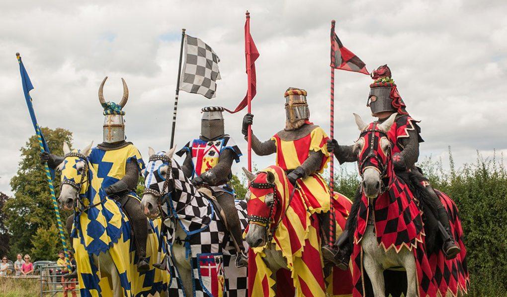 King Arthur's Medieval Siege Engines