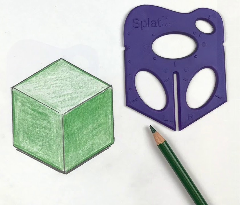 3D Art and Design with Splat! -- In-Person Program