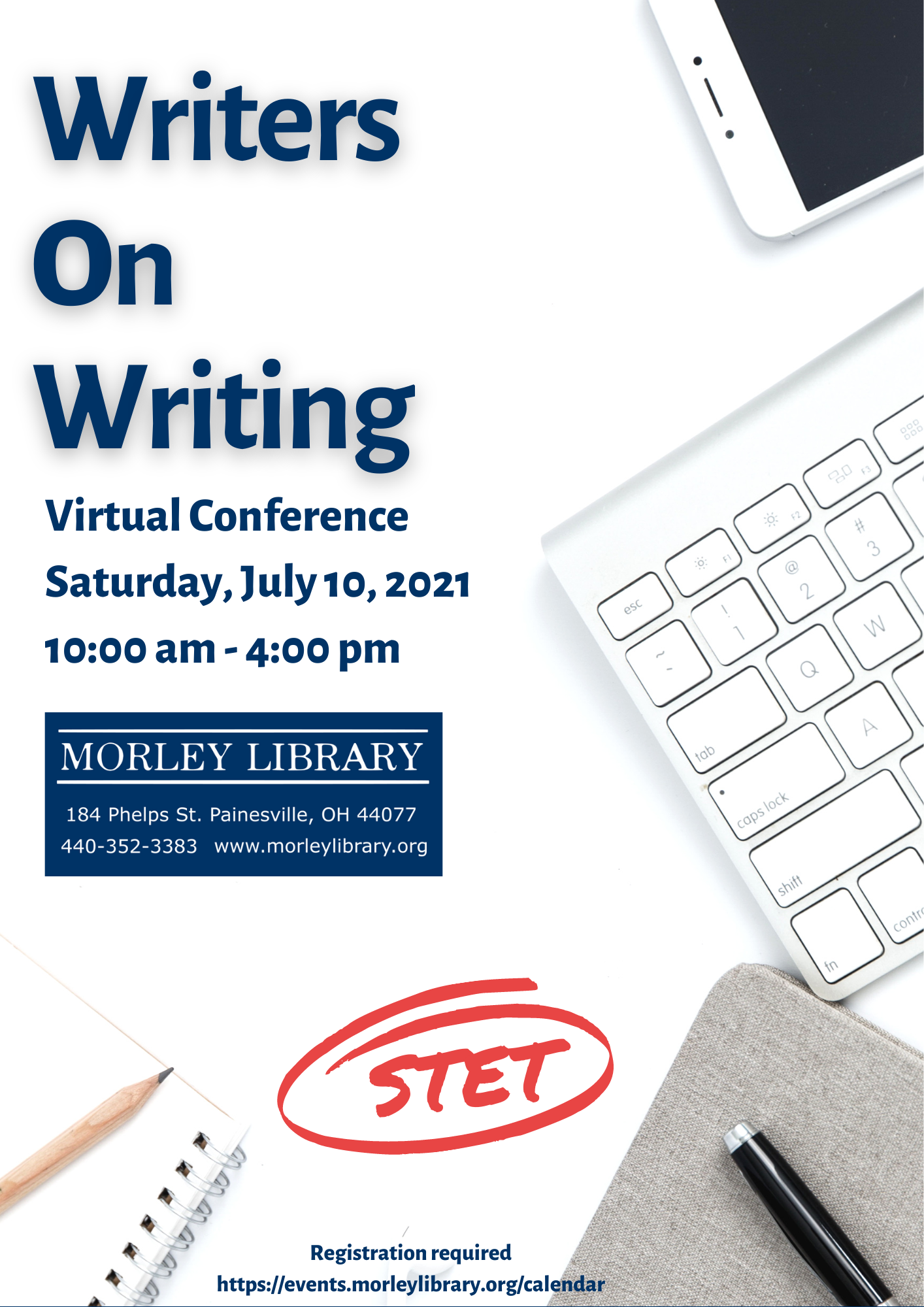 Writers on Writing (WoW) Virtual Conference