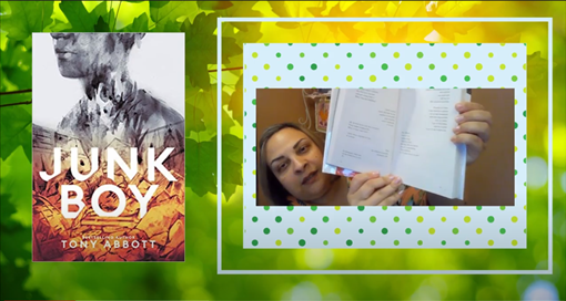 YA Novels-in-Verse Booktalk