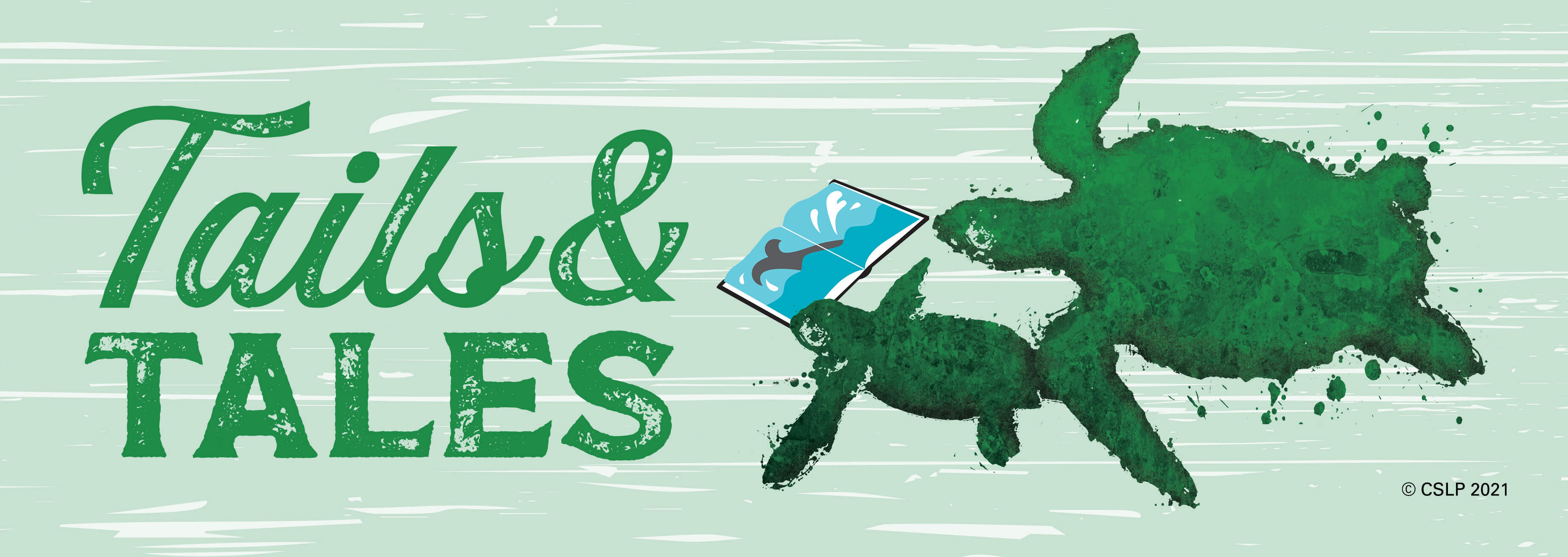 Pre-registration for Summer Reading Club Tails and Tales Opens