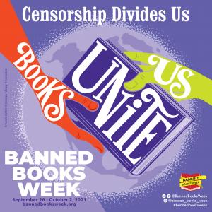 Banned Books Week Kickoff!