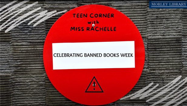 Celebrating Banned Books Week for Teens